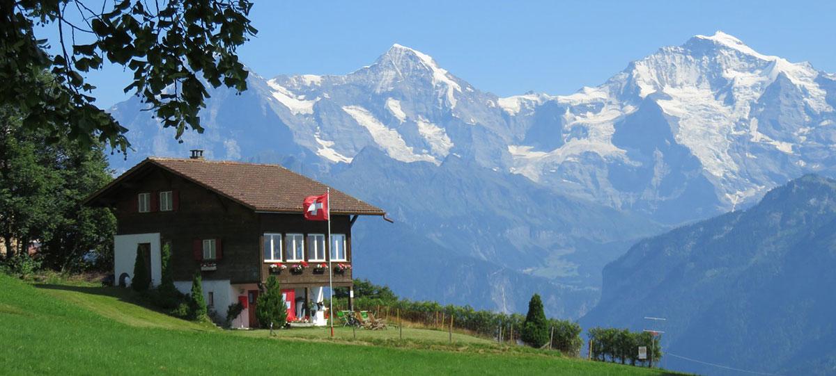 Chalet di lusso in Svizzera - Santandrea Luxury Houses