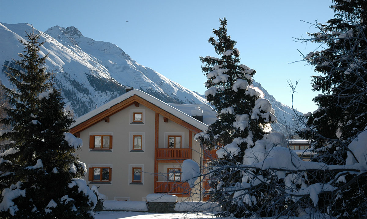 Chalet di lusso in Svizzera - Santandrea Luxury Houses